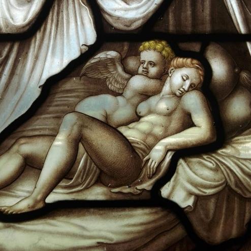 El mito de Psique y Eros